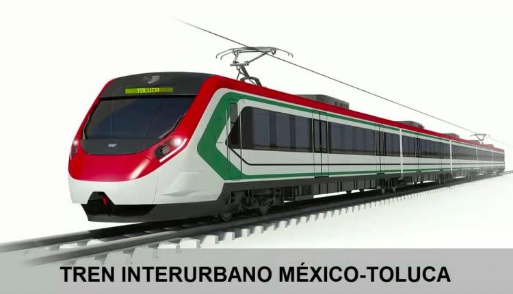 Tren Suburbano México-Toluca a 82% de su construcción: SCT