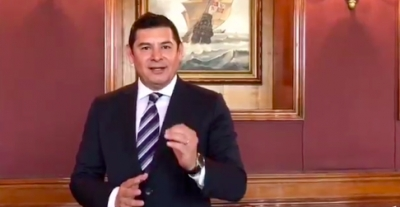 Armenta es denunciado por audioescándalo ante la Comisión de Morena