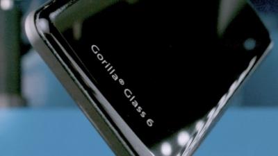 Anuncian lanzamiento de gorila glass 6 mas resistente que nunca