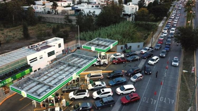Gobierno Federal asegura que hoy se normalizará abasto de gasolina en la CDMX