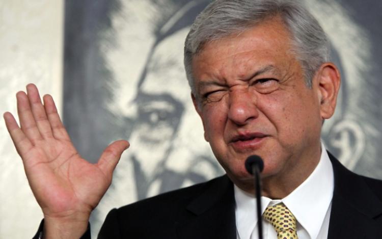 """Por esta razón López Obrador pospuso firma de compromiso para """"no reelección"""""""