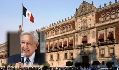 López Obrador planea vivir en Palacio Nacional