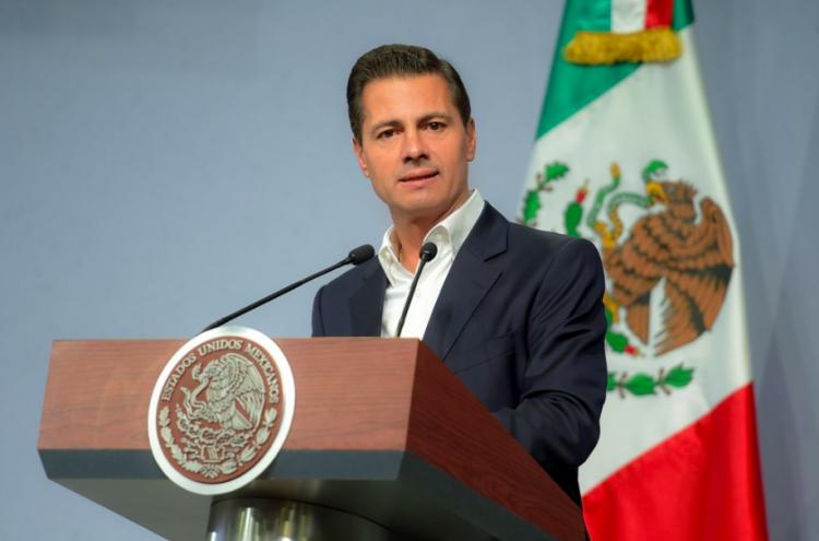 Peña Nieto asegura que México se consolidará como potencia alimentaria