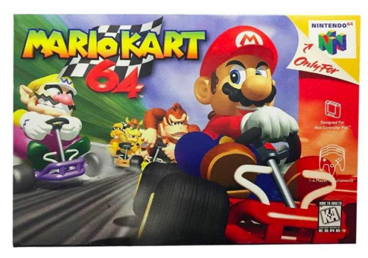 Mario kart, el juego que todo mundo ama