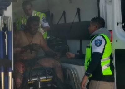Explosión de polvorín en Amozoc deja 4 muertos y 5 heridos