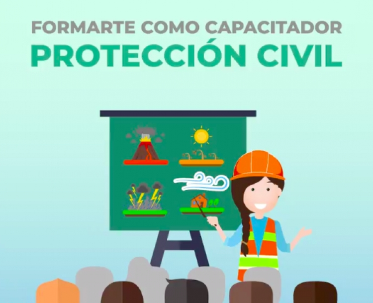 Protección Civil Nacional busca jóvenes que formen parte de su equipo
