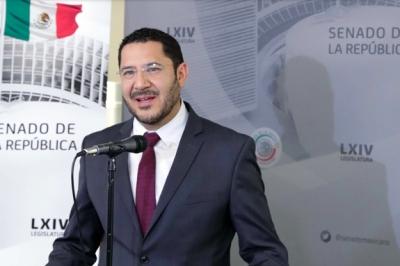 Morena se conservará como la primera fuerza política en 2021: Martí Batres