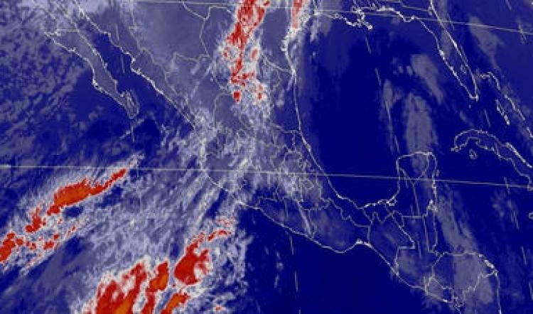 Se prevén lluvias en gran parte del país