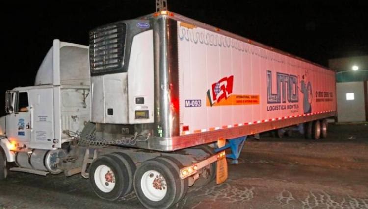 INAI ordena esclarecer irregularidades de los 273 cadáveres hallados en un tráiler en Jalisco