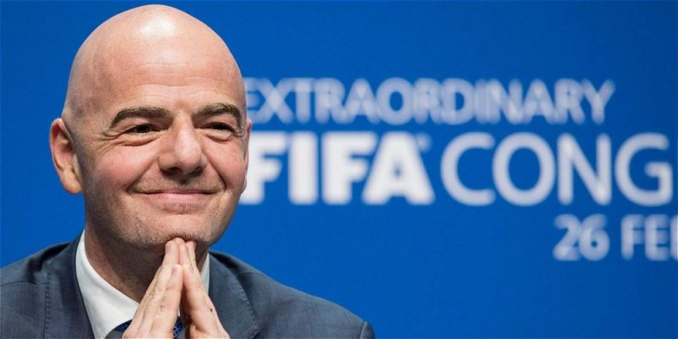 Gianni Infantino quiere renovar el Mundial de Clubes e incluir 24 equipos