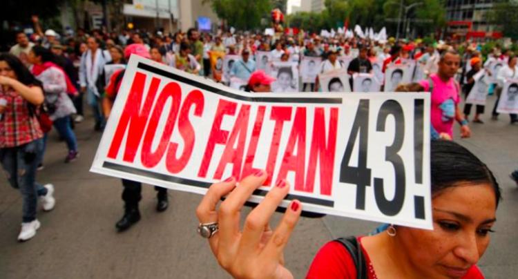 Esta semana habrá propuestas para titularidad de Fiscalía Especial de caso Ayotzinapa: Alejandro Encinas
