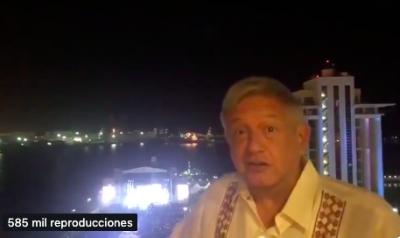 Insiste AMLO en las disculpas que España debe a México por los abusos durante la conquista