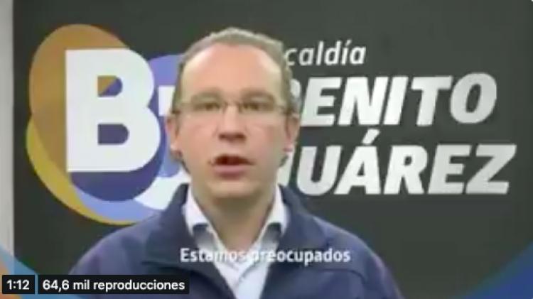 Alcalde de Benito Juárez absorberá costos de estancias infantiles para que sigan funcionando