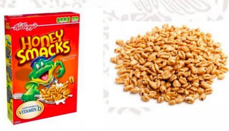 Por salmonela, la COFEPRIS ordena retirar el Cereal Honey Smack