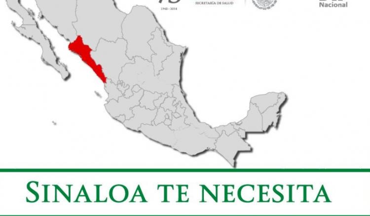 Abren centros de acopio para damnificados de Sinaloa