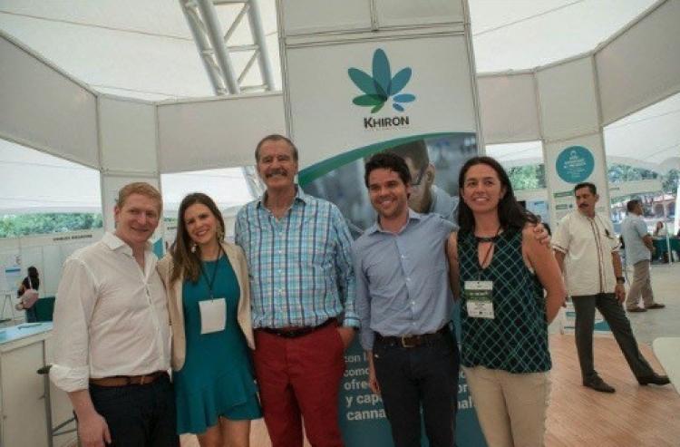 Khiron nombra a Fox embajador de marihuana medicinal