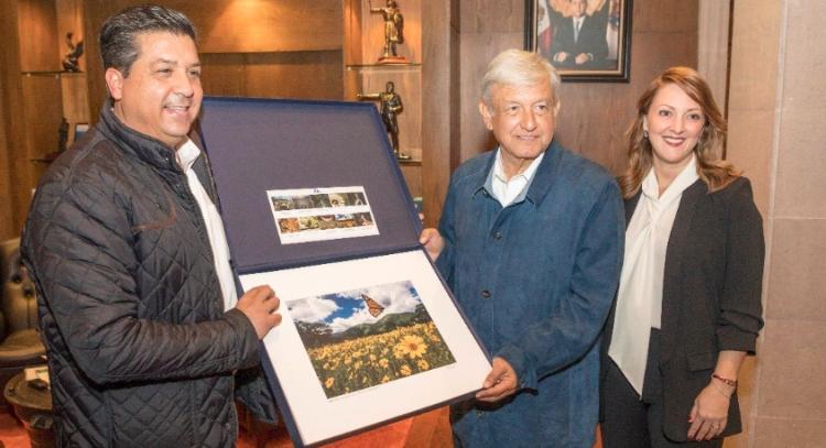López Obrador sostiene reunión con  Francisco Cabeza de Vaca