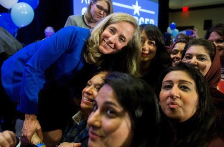 ONU Mujeres aplaude la participación de las mujeres en candidaturas de EUA