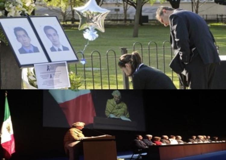 Gobierno de México ofrece disculpas públicas por asesinato de 2 estudiantes del TEC de Monterrey confundidos con sicarios