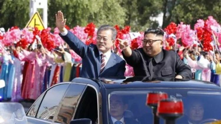 Corea del Norte y Sur firman acuerdo para eliminar toda amenaza de guerra nuclear