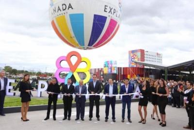 Inauguran Explanada Puebla