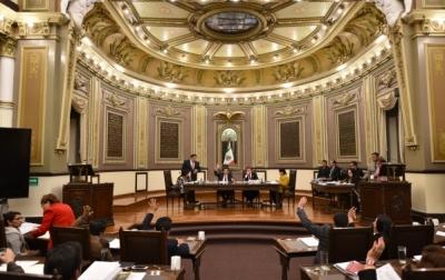 Congreso da entrada a la solicitud de la BUAP para autorizar financiamiento