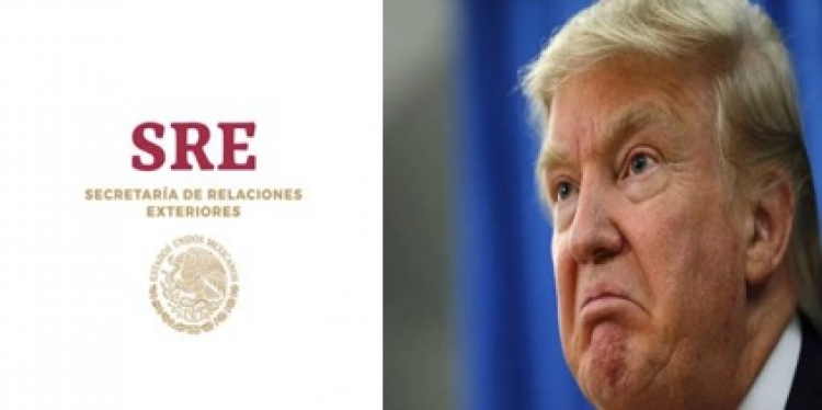 """SRE asegura que discusión entre militares mexicanos y soldados estadounidenses es """"común"""";  una verificación de patrullaje ordinaria"""