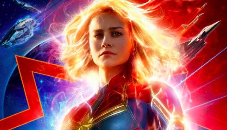 Marvel lanza el nuevo avance de 'Captain Marvel'.