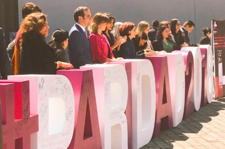 ONU Mujeres reconoce avance de México en igualdad y paridad de género