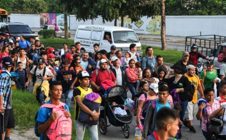 Regresan a casa mil 279 hondureños.