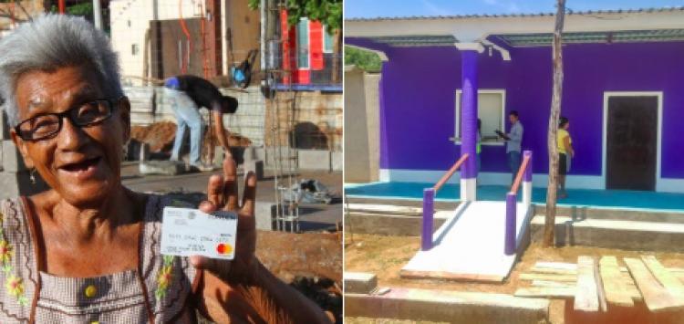 A un año de los sismos, reconstruidas casi todas las viviendas afectadas: Presidencia