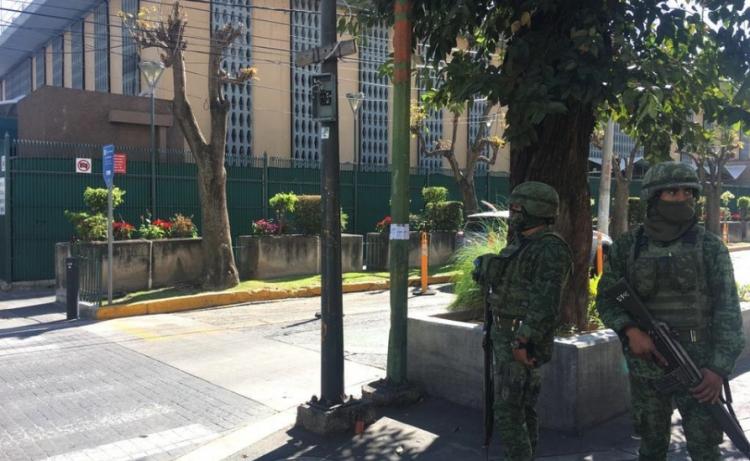 FBI ofrece recompensa por información sobre el ataque contra consulado en Guadalajara