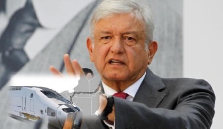 López Obrador viaja a Yucatán para asistir a reunión sobre Tren Maya