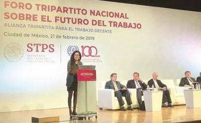 Foro Tripartito del trabajo de la OIT busca trabajos decentes y futuro estable del mundo laboral
