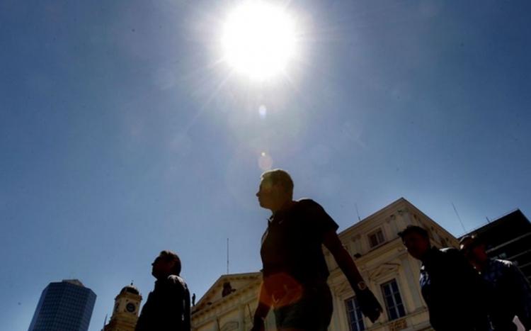 Se pronostica altas temperaturas para 28 estados de la república.