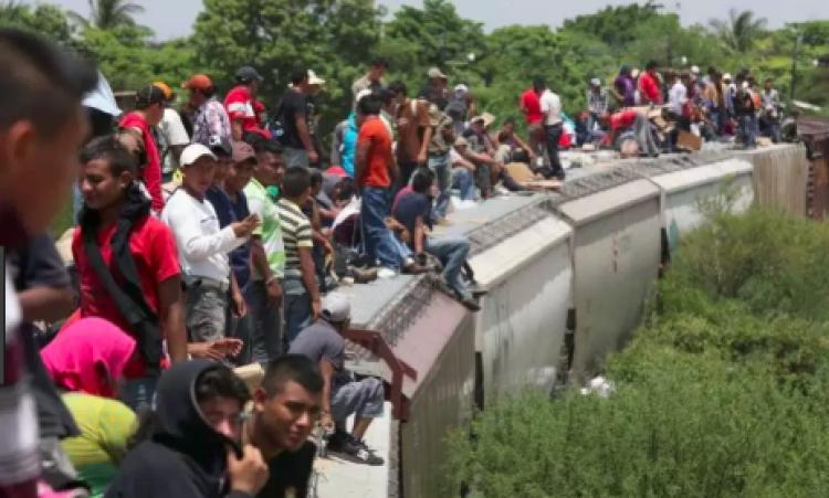 México carece de política migratoria para grandes flujos: CNDH