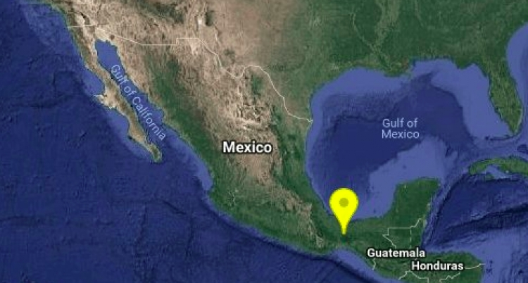SSN reporta sismo de 4.1 grados en Oaxaca