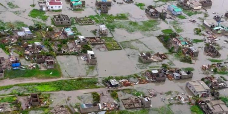 """México lamenta pérdida de vidas por el paso del ciclón """"Idai"""""""