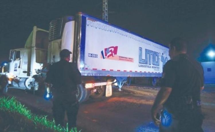 "Destituyen a fiscal de Jalisco por caso del ""tráiler de la Muerte"""