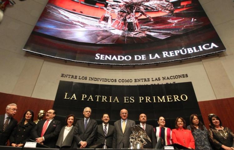 Senado de la República ratifica nombramientos de los cuatro subsecretarios de Relaciones Exteriores