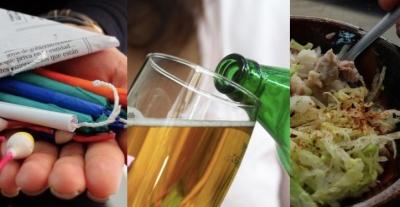 Malestar estomacal, ingesta alcohólica y heridas de pirotecnia, las principales causas de ingreso a urgencias en fiestas patrias