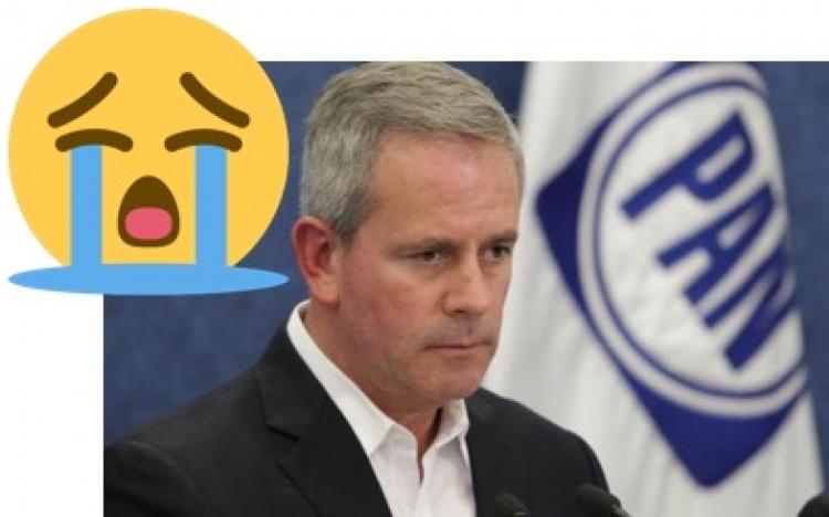 Así lamentó CEN del PAN renuncia de Felipe Calderón