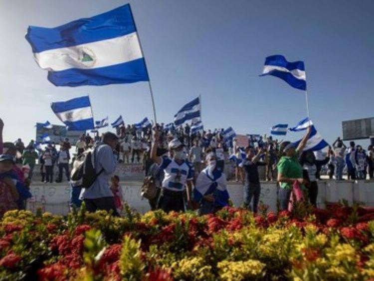 Marchan en Nicaragua por liberación de 400 personas detenidas