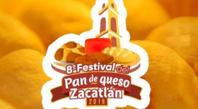 Presentan 8º Festival del Pan de Queso Zacatlán 2018