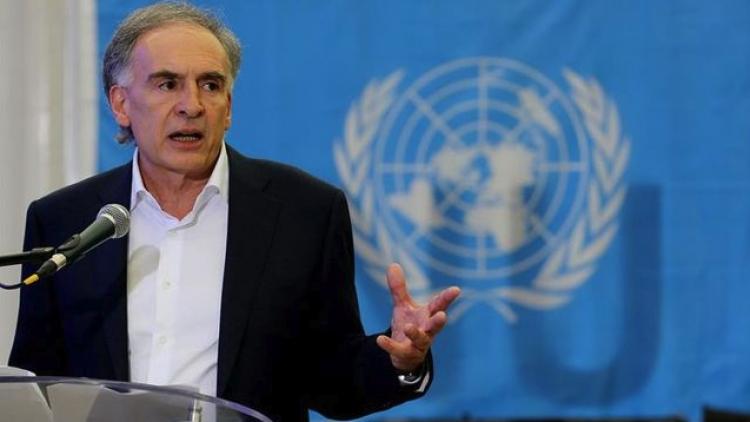 Designan a mexicano como nuevo representante de la ONU en Colombia
