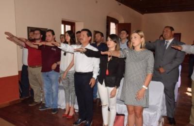 Conforman Consejo de Desarrollo Integral del Centro Histórico en San Pedro Cholula