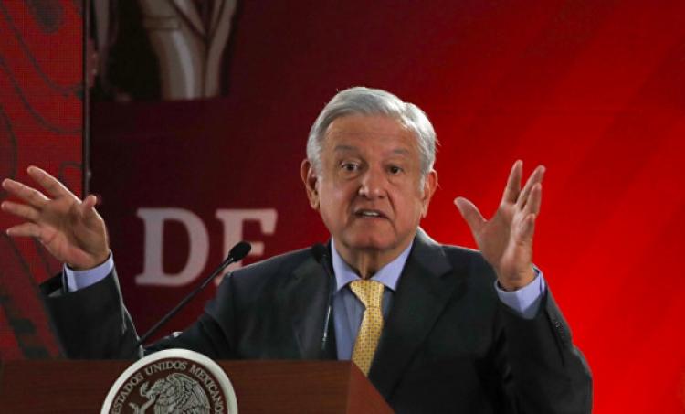 Concesiones mineras no se revocarán; pero no se otorgarán más: López Obrador