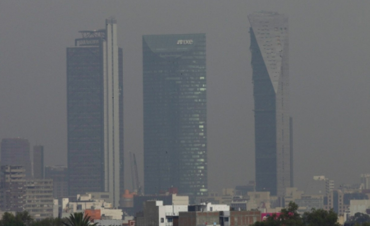 Mala condición de aire mata a más personas que el tabaquismo: estudio