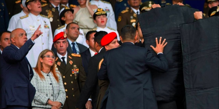 Venezuela reitera denuncias contra diplomáticos de Chile, Colombia y México