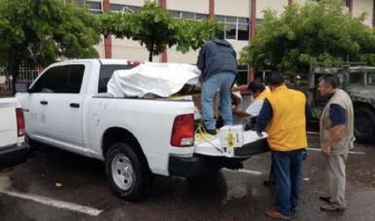 Brigadas de prevención de enfermedades en Sonora continuan